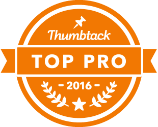 Thumb Tack Top Pro Badge 2016