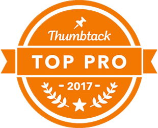 Thumb Tack Top Pro Badge 2017